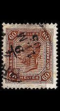 Buy ÖSTERREICH AUSTRIA [1904] MiNr 0117 C ( O/used )