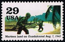 Buy US #2697i World War II; MNH (3Stars) |USA2697i-01