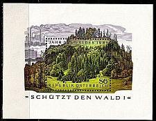 Buy ÖSTERREICH AUSTRIA [1985] MiNr 1819 Block 7 ( **/mnh ) Pflanzen