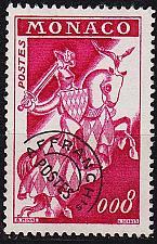 Buy MONACO [1960] MiNr 0661 ( O/used )
