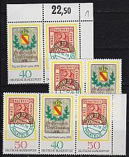 Buy GERMANY BUND [1978] MiNr 0980 ex Zd ( **/mnh ) [01] Briefmarken