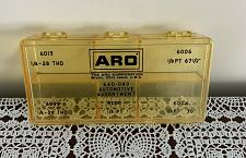 Buy ARO Corporation Bryan Ohio Collectible Plastic Fasteners Box For Rescue Charity