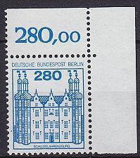 Buy GERMANY BERLIN [1982] MiNr 0676 or ( **/mnh ) Burgen Schlösser