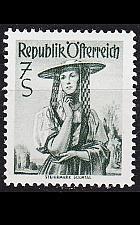 Buy ÖSTERREICH AUSTRIA [1952] MiNr 0980 z ( **/mnh ) Trachten
