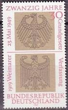 Buy GERMANY BUND [1969] MiNr 0585 ( **/mnh )