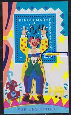 Buy GERMANY BUND [1993] MiNr 1695 Block 27 D ( **/mnh ) [01] Plattenfehler