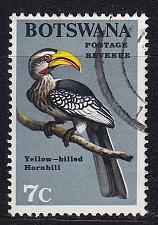 Buy BOTSWANA [1967] MiNr 0024 ( O/used ) Vögel