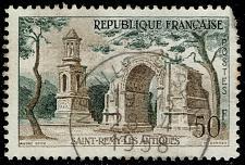 Buy France #855 Roman Ruins - Saint-Remy; Used (1Stars) |FRA0855-01XDP