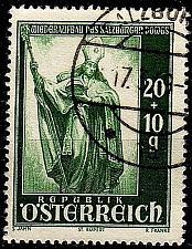 Buy ÖSTERREICH AUSTRIA [1948] MiNr 0885 ( O/used ) Architektur