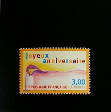 Buy 1998 France Happy Birthday Scott 2633 Mint F/VF NH