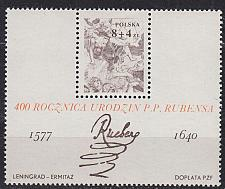 Buy POLEN POLAND [1977] MiNr 2501 Block 67 ( **/mnh ) Gemälde