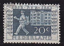 Buy NIEDERLANDE NETHERLANDS [1952] MiNr 0596 ( O/used ) Post