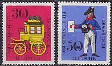 Buy GERMANY BUND [1966] MiNr 0516-17 ( **/mnh ) Briefmarken