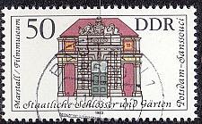 Buy GERMANY DDR [1983] MiNr 2829 ( OO/used ) Bauwerke