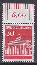Buy GERMANY BUND [1966] MiNr 0508 vW OR ( **/mnh ) [01]
