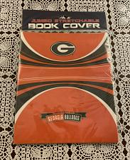 Buy NCAA Georgia Bulldogs Reusable Washable Stretchable Book Cover For Dog Charity