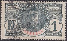Buy SENEGAL [1906] MiNr 0030 ( O/used )