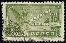 Buy Mexico #C173 Symbolical of Flight; Used (1Stars) |MEXC173-02XRS