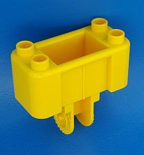 Buy Lego Duplo Fire Truck 10592 Replacement Yellow Crane Bucket 19451 Cherry Picker