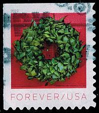 Buy US #5424 Holiday Wreaths; Used (3Stars) |USA5424-01