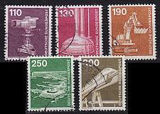 Buy GERMANY BUND [1982] MiNr 1134-38 ( **/mnh )