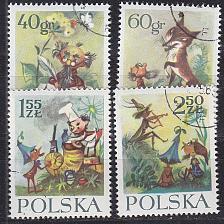 Buy POLEN POLAND [1962] MiNr 1364 ex ( O/used ) [01] Märchen