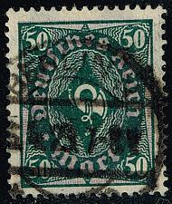 Buy Germany #184 Post Horn; Used (2Stars) |DEU0184-03XVK