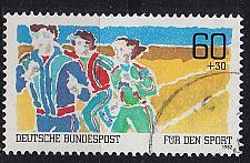 Buy GERMANY BUND [1982] MiNr 1127 ( O/used ) Sport