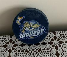 Buy Toledo Walleye NHL Hockey Puck Echl Sherwood Classic Souvenir For Dog Charity