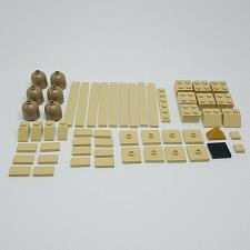 Buy Lego Ramses Return Board Game 3855 Replacement 55 Bricks Temple Pieces Tan
