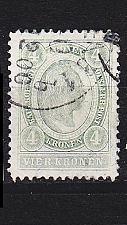 Buy ÖSTERREICH AUSTRIA [1899] MiNr 0083 C ( O/used ) [01]