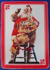 Buy Coca-Cola Santa Claus Playing Cards 334 Deck Vintage 1994 Coke