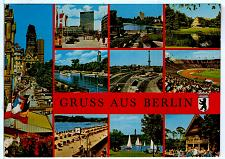 Buy GERMANY - THE BERLIN COLLECTION FDC7657