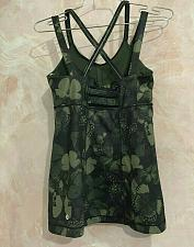 Buy lululemon athletica cross back tank worn once Size 6