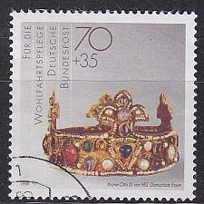 Buy GERMANY BUND [1988] MiNr 1385 ( O/used ) Kunst