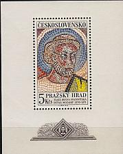 Buy CSSR [1968] MiNr 1791 Block 28 ( **/mnh ) Kunst