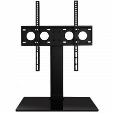 Buy WALI Table Top TV Stand with Glass Base and Security Wire Fits Most 32 to 47 and