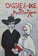 Buy Cassie and Ike by Mary Carr Hanna Amish Book For Dog Rescue Charity