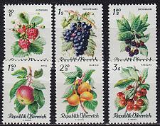 Buy ÖSTERREICH AUSTRIA [1966] MiNr 1223-38 ( **/mnh ) Pflanzen