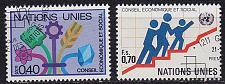 Buy UNO Genf [1981] MiNr 0097-98 ( O/used )