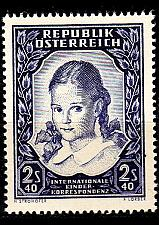 Buy ÖSTERREICH AUSTRIA [1952] MiNr 0976 ( */mh )