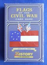 Buy Flags Of The Civil War Card Game History Life Member Marc Newman 2002