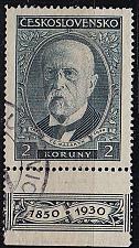 Buy CSSR [1930] MiNr 0299 ( O/used ) [01] Randstück