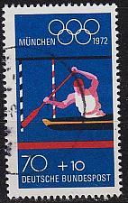 Buy GERMANY BUND [1972] MiNr 0737 ( O/used ) Olympiade