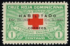 Buy Dominican Rep. #265B Red Cross; MNH (4Stars) |DOR0265B-07XRS