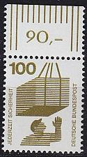 Buy GERMANY BUND [1971] MiNr 0702 A ORand ( **/mnh )