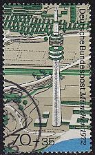Buy GERMANY BUND [1972] MiNr 0726 ( O/used ) Olympiade