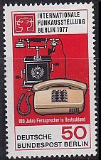 Buy GERMANY BERLIN [1977] MiNr 0549 ( **/mnh )