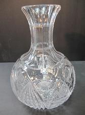 Buy ABP Carafe American Brilliant Period hand Cut Glass floral 629