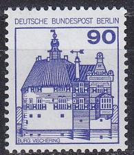 Buy GERMANY BERLIN [1978] MiNr 0588 ( **/mnh ) Bauwerke